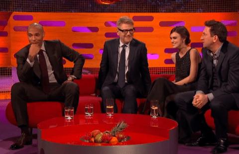 Did Nicklas Bendtner make you leave Arsenal? Lee Mack trolls Thierry Henry on  the Graham Norton Show