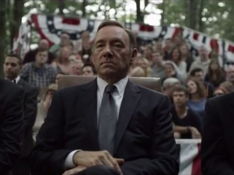 House of Cards season 2 trailer sees much barking into cell phones