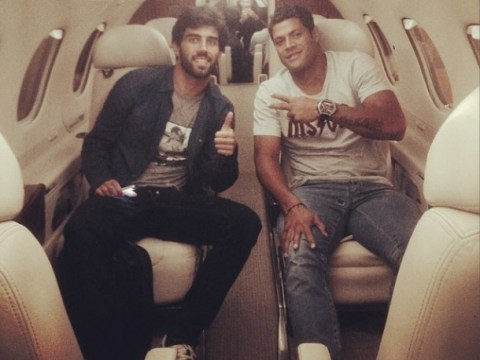 Hulk picture sparks false alarm among Chelsea and Arsenal fans