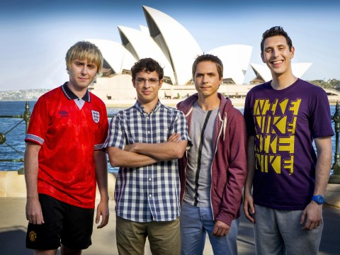 Exclusive! James Buckley chats Inbetweeners 2: Will there be a repeat of THAT solo sex scene?