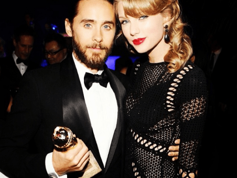 'Please tell me you punched her in the face?' Taylor Swift angers Jared Leto fans after pair caught 'flirting'