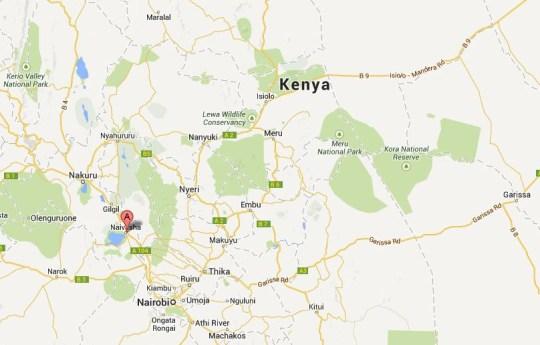 Naivasha District Hospital, Kenya