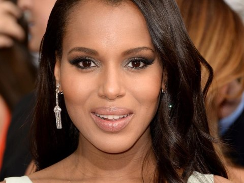 How to create Kerry Washington's makeup look from the Golden Globes 2014