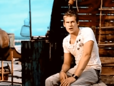 Remember when we all fancied Lee Ryan pre-Celebrity Big Brother 2014?