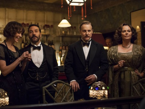 Mr Selfridge series two, episode two: War's looming but business is booming – and it's party time