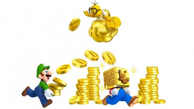 Nintendo is back in black