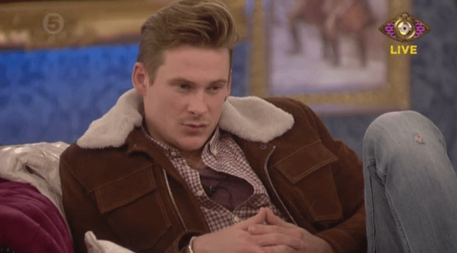 Celebrity Big Brother 2014: Lee Ryan