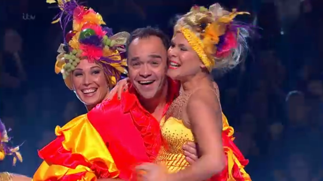 Dancing On Ice 2014: Todd Carty
