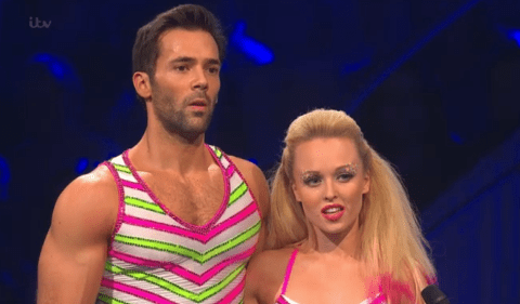 Dancing On Ice launch night drama as it happened (and we're talking about Samia Ghadie calling Jorgie Porter a burger, not the actual skating)
