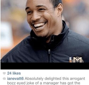 Paul Ince's Blackpool sacking celebrated on Instagram by former defender Ian Evatt