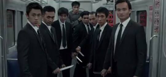 The Raid 2: Berandal trailer promises plenty of action (Picture: Yahoo Movies/Sony Pictures)