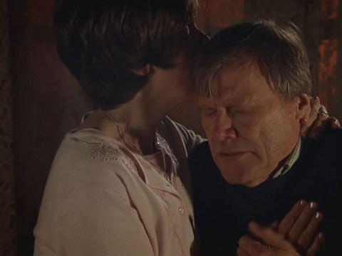 Coronation Street clip: Roy breaks down as Hayley tells him her time is near
