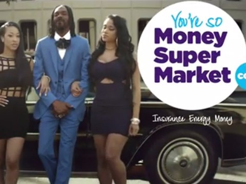 You're so Money Snoopermarket! Rapper Snoop Dogg invites you to 'feel epic' in ad for money-saving website