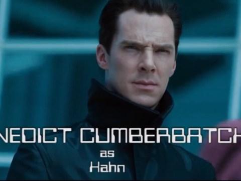JJ Abrams' Star Trek films edited to look like Power Rangers opening sequence