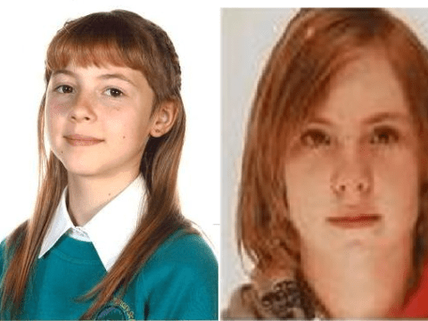 Two missing 12-year-old girls found 'safe and well'
