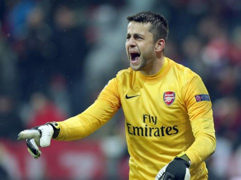 Lukasz Fabianski to quit Arsenal in pursuit of first team football