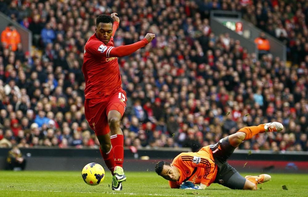 Liverpool boss Brendan Rodgers refusing to give up on his attacking style