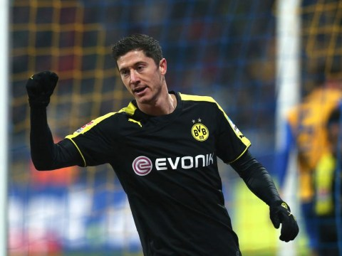 Robert Lewandowski reveals Wojciech Szczesny tried to persuade him to join Arsenal