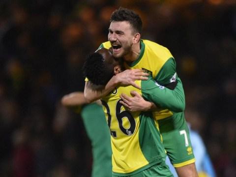 Robert Snodgrass gives Chris Hughton a Norwich City lifeline