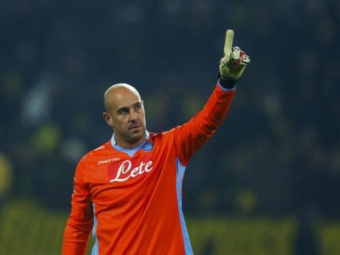 Pepe Reina prepared to quit Liverpool when Napoli loan expires