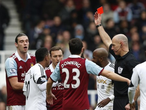 Chico Flores posts his own video defence on Twitter after Andy Carroll red card row