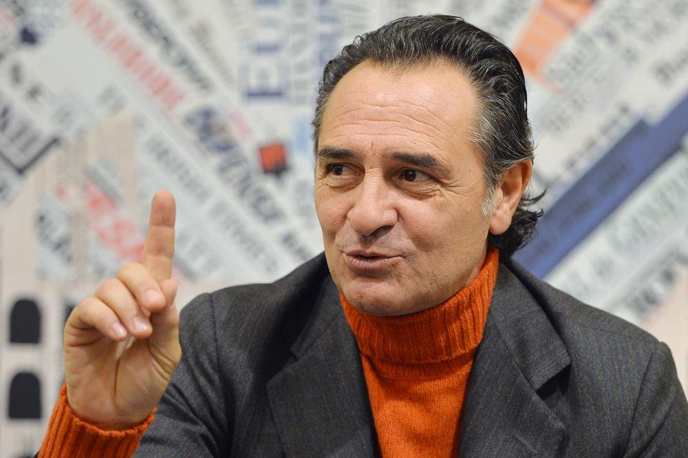 Does it matter if Cesare Prandelli is sitting at the front of the Spurs rollercoaster when the ride will always be beyond his control?