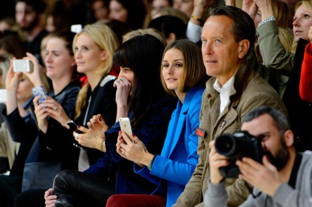 Get your phone out for the FROW (Picture: Ben A. Pruchnie/Getty Images)