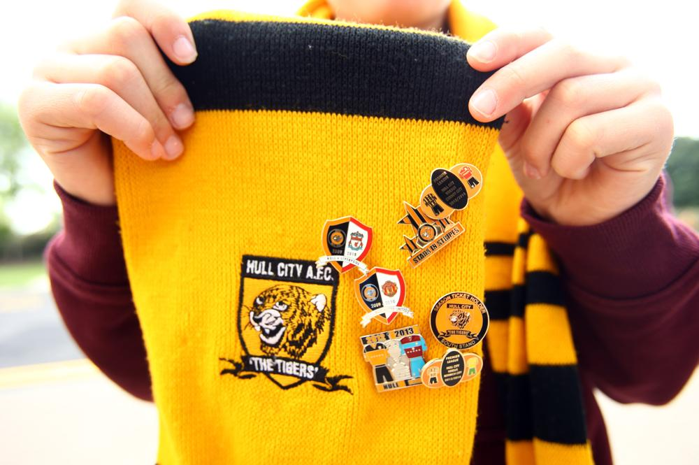 Cardiff City and Hull City; two clubs united in a common cause