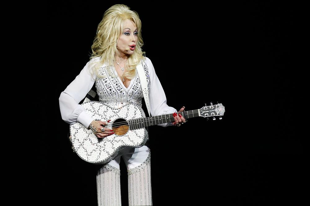 Dolly Parton and Blondie join Arcade Fire as more of the Glastonbury 2014 line-up is revealed