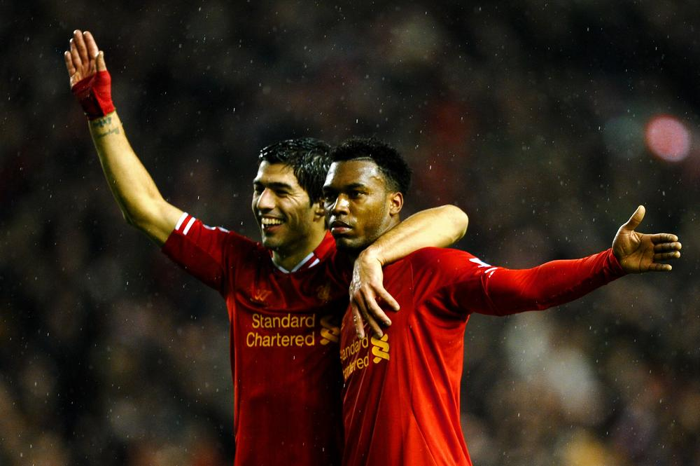 Kenny Dalglish: Top-four finish is Liverpool's to lose – and Luis Suarez and Daniel Sturridge won't let that happen