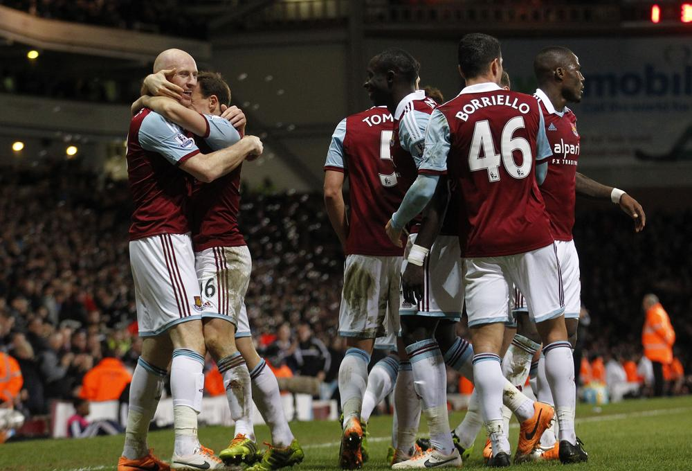 Don't get too smug! West Ham still have plenty of work to do this season