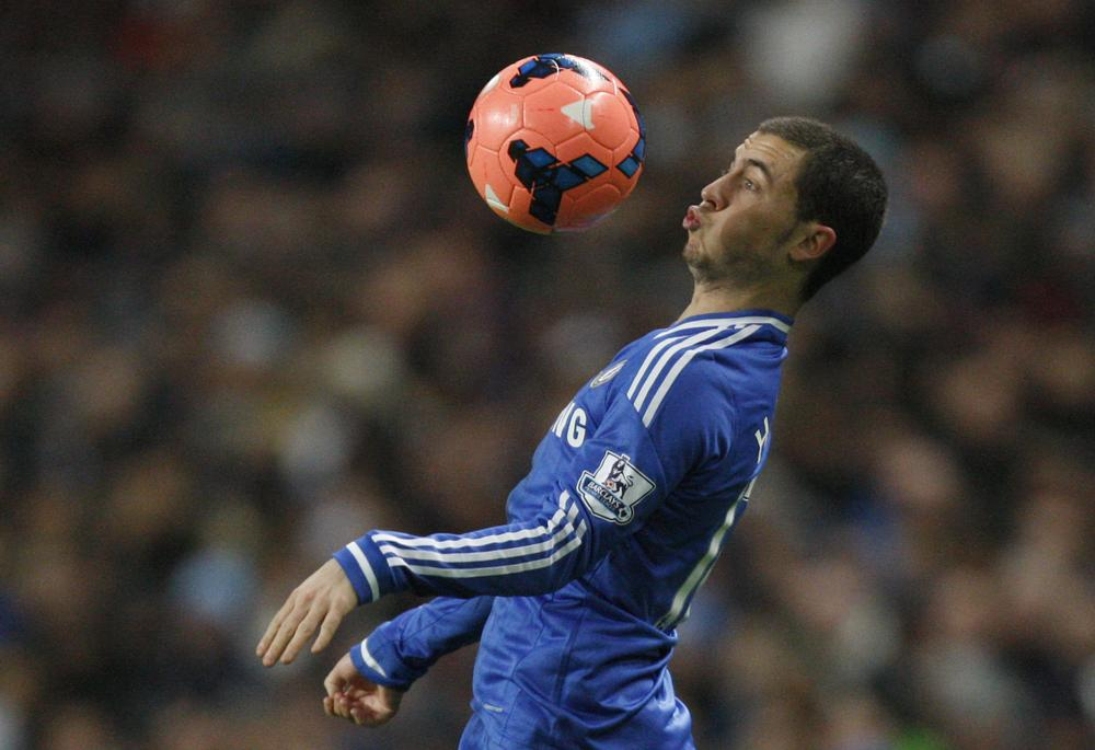 Are Chelsea over-reliant on Eden Hazard to carry their attack?