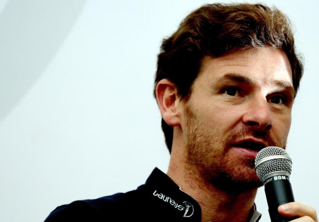 KUALA LUMPUR, MALAYSIA - FEBRUARY 27: Laureus Ambassador Andre Villas Boas delivers his speech during the Laureus Sport For Good Foundation Foootball Project Visit at the UKM University, Bangi on February 27, 2014 in Kuala Lumpur, Malaysia. Stanley Chou/Getty Images for Laureus