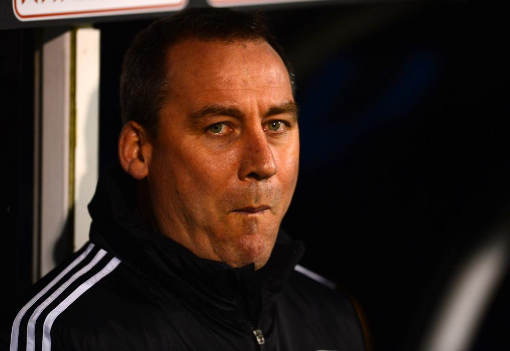 Rene Meulensteen replaced as Fulham boss by Felix Magath