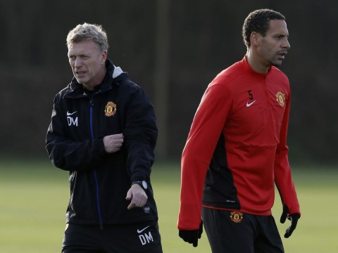 Rio Ferdinand accused of hinting that David Moyes will be sacked by Manchester United