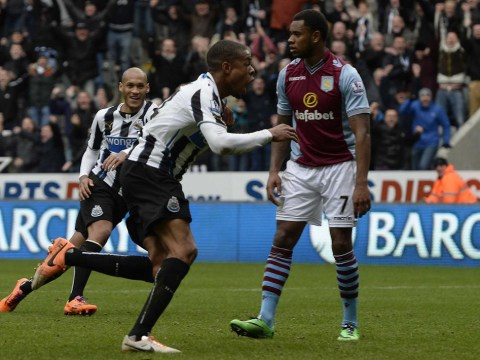 Newcastle's Loic Remy downs Aston Villa but boss Alan Pardew fears striker could be on his way