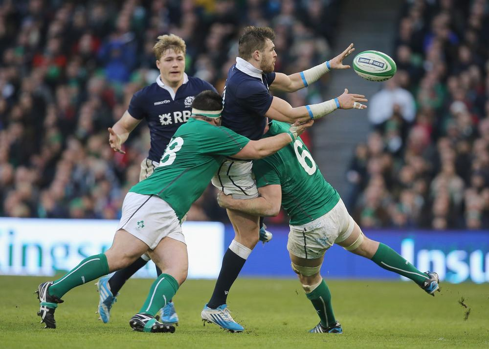Could new blood in the front row boost Ireland's credentials as Six Nations title contenders?