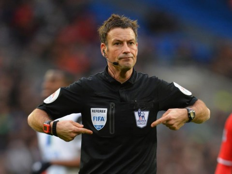 Return of the Clat! Southampton fans hope Mark Clattenburg slips into background in game against West Ham