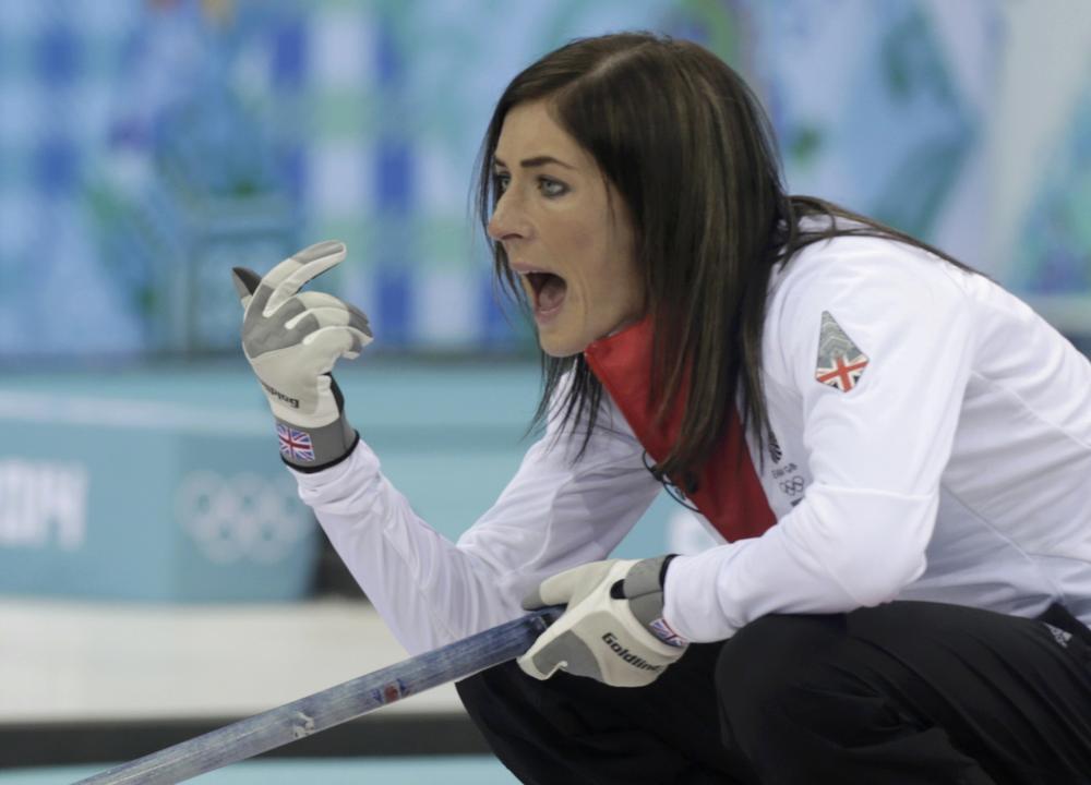 Sochi Winter Olympics 2014: Who is Eve Muirhead? – the lowdown on Great Britain's curling team's skip