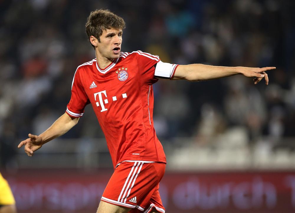Arsenal v Bayern Munich: Thomas Muller can set up first-leg lead at the Emirates