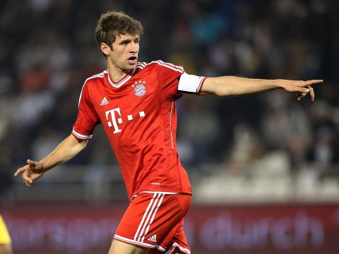 Arsenal v Bayern Munich: Thomas Muller can set up first-leg lead at the Emirates