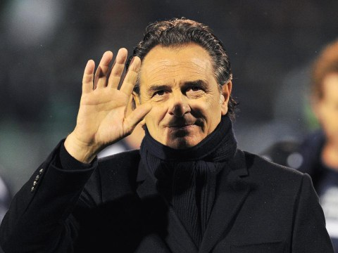 Italy boss Cesare Prandelli keen to take on Tottenham role