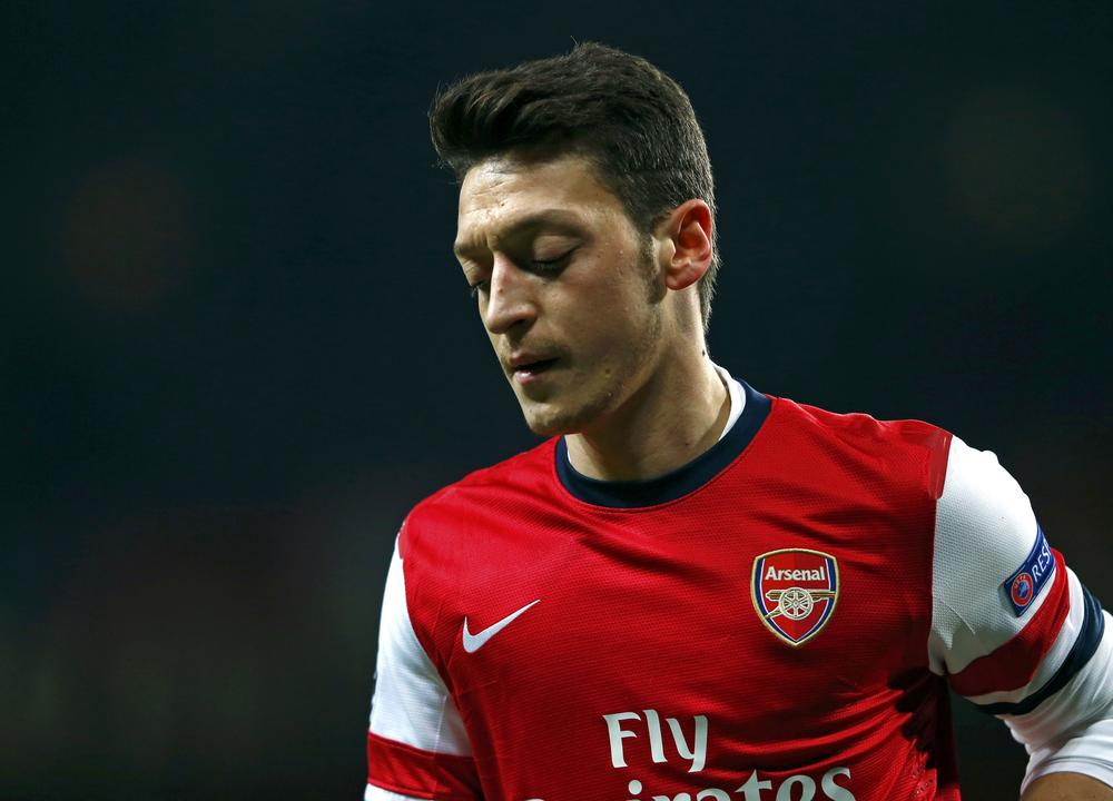 Mesut Ozil is Gunner have to improve his form to net World Cup spot, says Joachim Loew