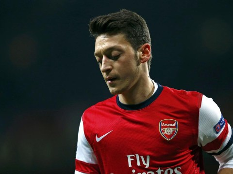 Is it finally time Arsenal benched Mesut Ozil?