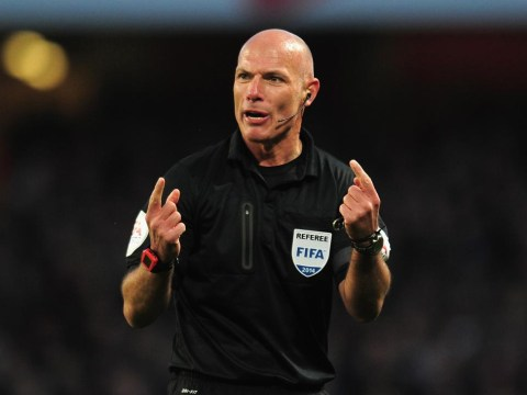 Will Howard Webb ever have a good game when refereeing Liverpool?
