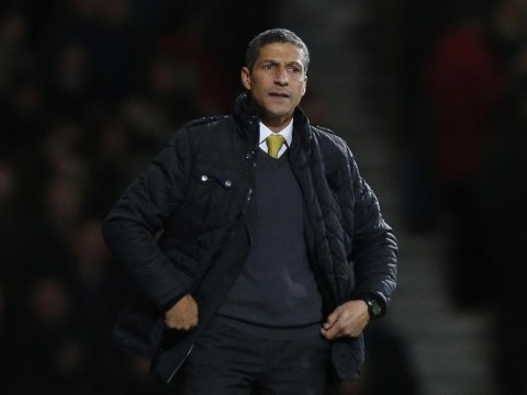 Chris Hughton's future on the line as Norwich begin search for successor