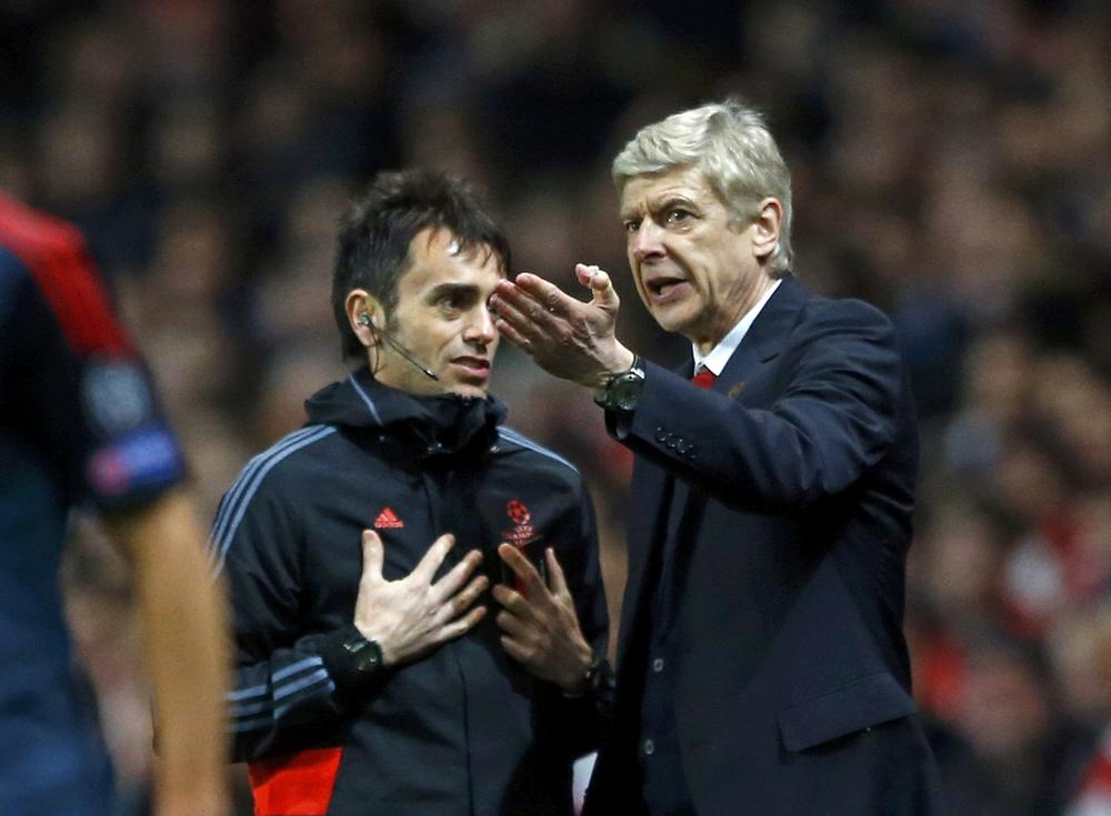 Arsene Wenger's reaction to Bayern Munich defeat showed a defining characteristic of his Arsenal reign – petulance