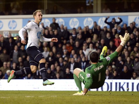 Christian Eriksen's exclusion from Spurs team a surprise for Denmark coach Morten Olsen
