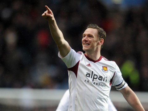 Prodigal son Kevin Nolan has Canaries in his sights after West Ham beat Villa