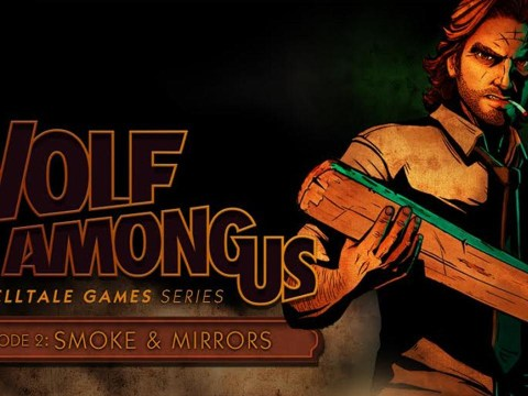 The Wolf Among Us: Episode 2 review – Smoke & Mirrors